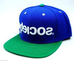 "Society Brand  ""Peoples's Choice"" Snapback Flat Bill Cap Hat - $19.94"