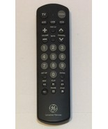 GE Black Universal Remote Control Controller - $5.94