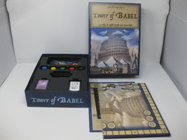 Tower of Babel Board Game - Reiner Knizia - Rio Grande - $49.99