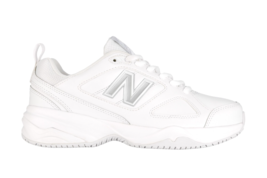 New Balance Womens 626v2 Work Shoe White Size 6 #NG4DU-M362 - $74.99
