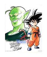 Dragon Ball Ichiban Kuji Anime 30th Anniversary Shikishi Kid Goku King P... - $27.90