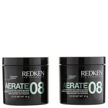 Redken Aerate 08 All Over Bodifying Cream-Mousse 2 ct 3.2 oz  - $35.99