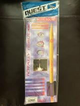 Estes Quest Totally Tubular Mint Sealed NRFB Flying Model Rocket Nr Mint Bag - $14.85