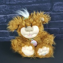 "Cabbage Patch Kids Plush Brown Shaggy Dog 10"" CPK Pets Stuffed Animal 2005  - $21.77"