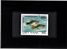 Tchotchke Framed Stamp Art Collectable Postage Stamp - Three-striped Pen... - $8.95
