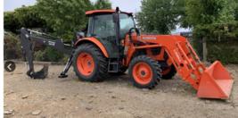 2015 KUBOTA M5-111D For Sale In Benton City, Washington 99320 image 2