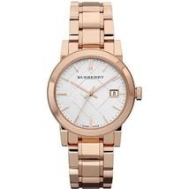 Burberry BU9104 Stainless Steel Bracelet Women's Watch - $644.92 CAD