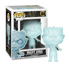 Funko POP! Game of Thrones Crystal Night King Vinyl Bobblehead #48 New in Box - $9.88