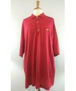 Bobby Jones Mens XL Masters Augusta Georgia  Golf Polo Short Sleeve Shirt  - $2,472.03
