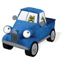 Yottoy Little Blue Truck with Beep Stuffed Animal Plush Toy - $21.00