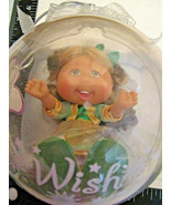 Cabbage Patch Lil Sprouts DOLL ORNAMENT Mariah Pamela 8/1 Lt.BrownHair - $24.41
