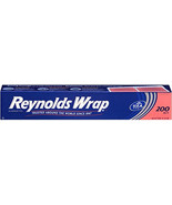 Reynolds Wrap Aluminum Foil (200 Square Foot Roll) - $13.99