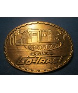 Belt Buckle UNIVERSAL GO-TRACT Construction Equipment [j25d]  - $22.08