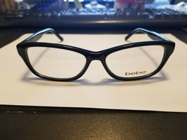 NEW BB5129 Eyeglass Frame COLOR 001 Jet Black SIZE 54/15/135 NEW PERFECT - $53.46