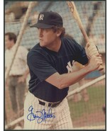 Graig Nettles ~ Autographed 8x10 Photo ~ Signed NY Yankees ~ 3rd Base ~ ... - £4.48 GBP
