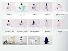 SeoulMedical Cupping Therapy Equipment 28 Cups Set with Pumping Handle and Hose image 2