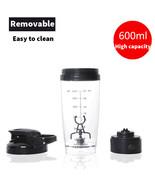 600 ml Electric Protein Shaker Blender My Plastic - $37.95