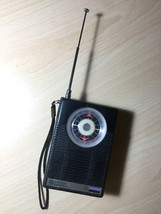 Vintage General Electric Solid State (AFC) Hand-held AM/FM Radio image 3