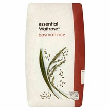 Essential Waitrose Basmati Rice 1kg, 4 Pack - $23.10