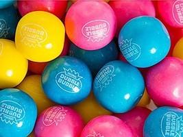 Cotton Candy Dubble Bubble Gumballs Bulk- 1.3 Pounds - $14.97