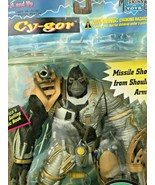 NIB Todd McFarlane's Spawn Cy-gor Deluxe Ultra-Action Figures SERIES 4 1... - $11.99