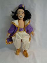 "The Disney Store Aladdin Mini Bean Bag Plush Doll 10"" - $3.22"
