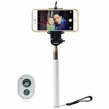 I-Kool Selfie Stick, Self-portrait Monopod Extendable Bluetooth Selfie S... - $7.91