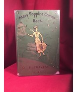 Mary Poppins Comes Back by P. L. Travers 1943 w/ DJ - $231.87
