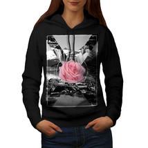 Rose City Sweatshirt Hoody Flower Nature Women Hoodie - $21.99+