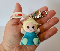 Disney Parks Frozen Elsa Wishables Keychain New with Tags - $12.99