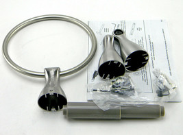 Delta Foundations 2-Piece Bath Accessory Kit in Stainless Steel FND63-SS - $11.75