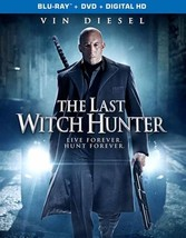 Last Witch Hunter (2-Disc Combo/Br/DVD/Digital Hd)