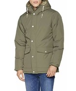 LEVI'S Men's Sutro Puffer Parka Jacket Olive Night Sz XL, Retail $148 - $113.84