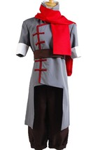 Avatar The Legend of Korra Mako Cosplay Costume Man Halloween Costumes - $74.96