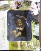 "Hummel Umbrella Boy Ornament NIB 2.25"" Miniature German Figurine 935483 ... - $39.99"