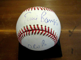 ERNIE BANKS MR. CUBS 5/12/70 CHICAGO CUBS HOF SIGNED AUTO OML BASEBALL J... - $197.99
