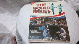 THE WORLD SERIES A PICTORAL HISTORY 10 OF THE BEST JOHN DEVANEY BURT GOL... - $6.99