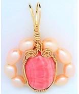 Rhodochrosite pearl  1a  thumbtall