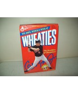 1995 Cal Ripken Jr Wheaties cereal box NEVER OPENED New Old Stock - $9.90