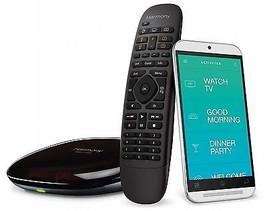 NEW Logitech Harmony Home Control - 8 Devices Black 915-000239 + HUB INC... - $212.84