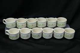 Lenox Fancy Free Cups Lot of 12 - $54.87