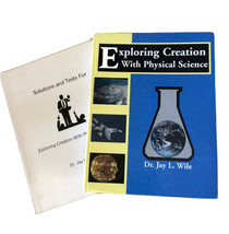 Exploring Creation with Physical Science Student Textbook Solutions and ... - $39.99
