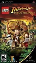 Lego Indiana Jones The Original Adventure PSP No Manual - $6.90