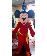 Mickey Wizard Mascot Costume Adult Mickey Wizard Costume For Sale - $299.00
