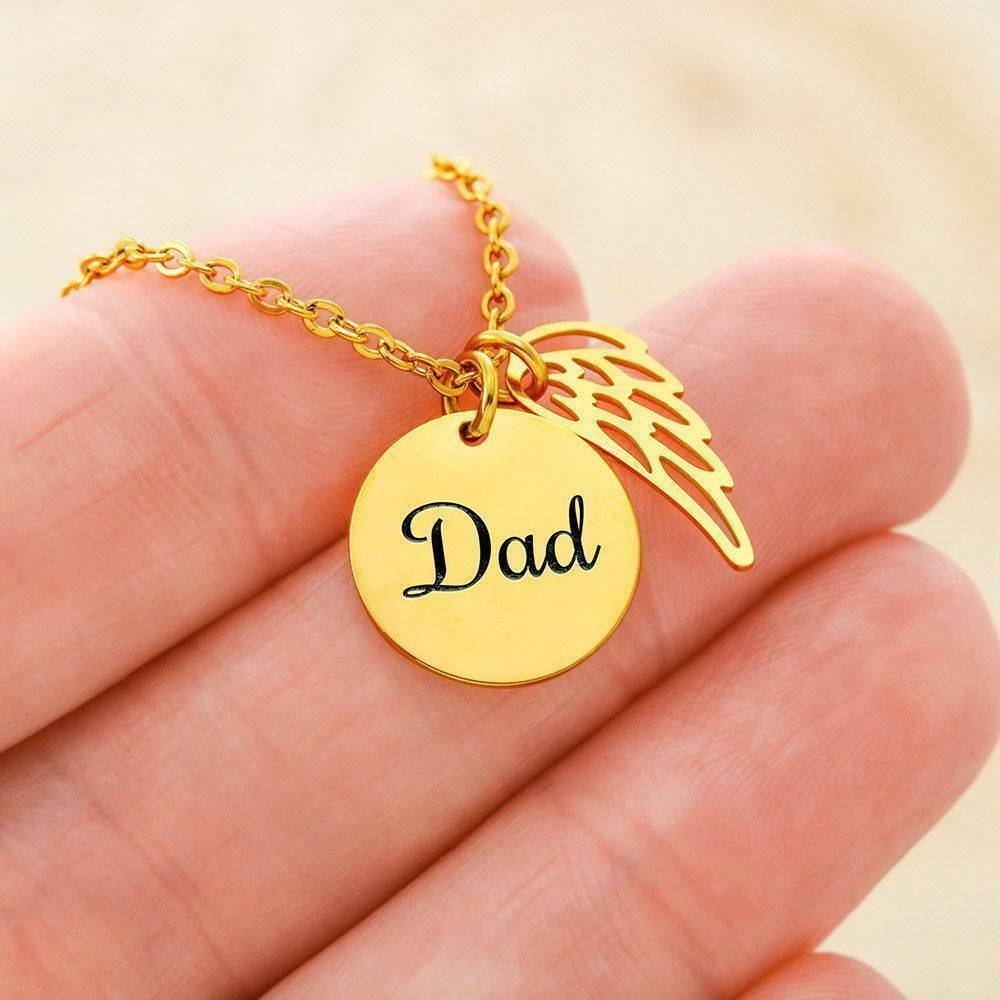 Deepest Sympathy Loss of a Dad, sympathy Jewelry Gifts ...