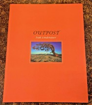 Outpost Signed by Isak Lindenauer ~ Mission ~ Arts & Crafts ~ San Francisco - $34.64