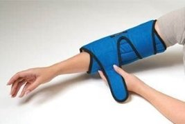 North Coast Medical NC10113 Pil-O-Splint Elbow Support, Standard - $38.99