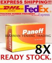 8 BOX ORIGINAL PANOFF Cleansing Bar For Anti Fungus Skin Hygiene EXPRESS... - $74.90