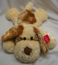 "Aurora EXTRA SOFT SCRUFF THE DOG HAND PUPPET 15"" Plush Stuffed Animal NEW - $19.80"