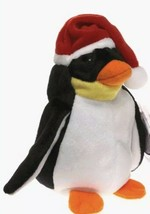 Ty Beanie Babies Zero the Holiday Penguin New with Tags - $8.90